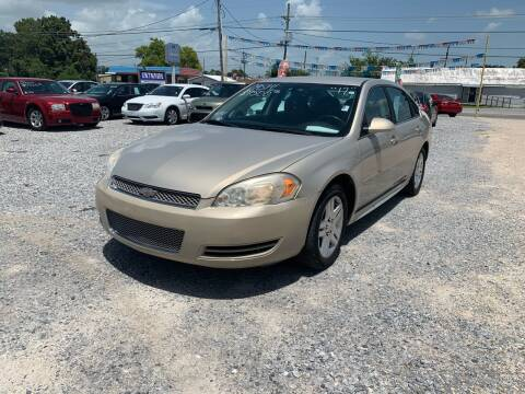 2012 Chevrolet Impala for sale at Bayou Motors Inc in Houma LA