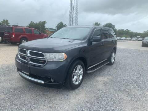 2013 Dodge Durango for sale at Bayou Motors Inc in Houma LA