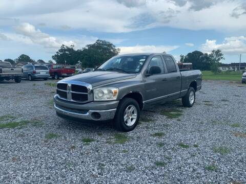 2007 Dodge Ram Pickup 1500 for sale at Bayou Motors Inc in Houma LA
