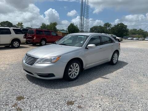 2012 Chrysler 200 for sale at Bayou Motors Inc in Houma LA