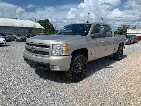 2008 Chevrolet Silverado 1500 for sale at Bayou Motors Inc in Houma LA