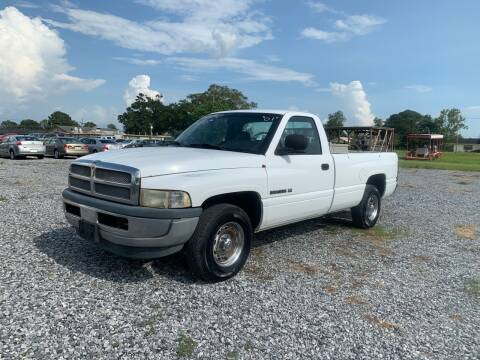 2001 Dodge Ram Pickup 1500 for sale at Bayou Motors Inc in Houma LA