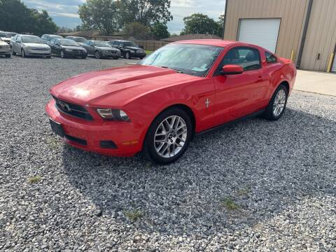 2012 Ford Mustang for sale at Bayou Motors Inc in Houma LA