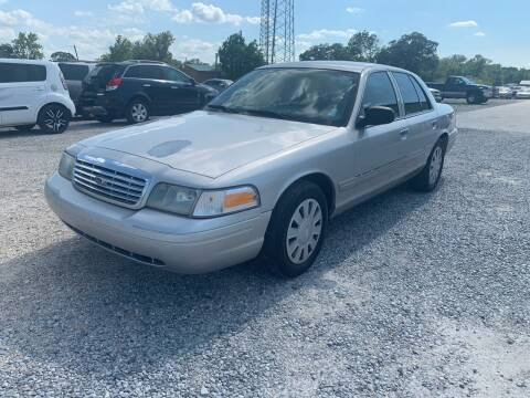 2008 Ford Crown Victoria for sale at Bayou Motors Inc in Houma LA