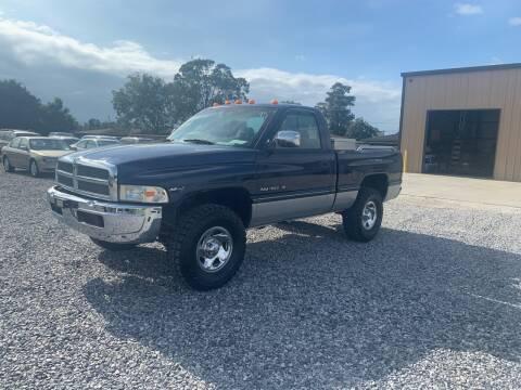 1995 Dodge Ram Pickup 1500 for sale at Bayou Motors Inc in Houma LA