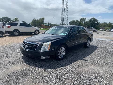 2011 Cadillac DTS for sale at Bayou Motors Inc in Houma LA