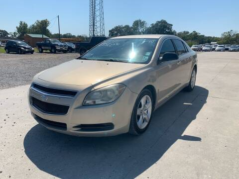 2010 Chevrolet Malibu for sale at Bayou Motors Inc in Houma LA