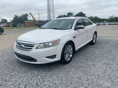 2011 Ford Taurus for sale at Bayou Motors Inc in Houma LA