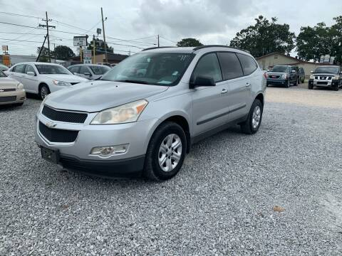 2011 Chevrolet Traverse for sale at Bayou Motors Inc in Houma LA