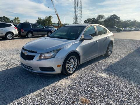 2011 Chevrolet Cruze for sale at Bayou Motors Inc in Houma LA