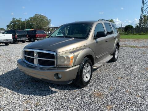 2005 Dodge Durango for sale at Bayou Motors Inc in Houma LA