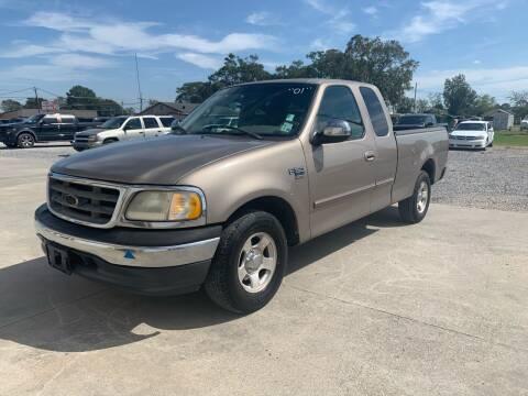 2001 Ford F-150 for sale at Bayou Motors Inc in Houma LA