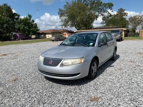 2005 Saturn Ion for sale at Bayou Motors Inc in Houma LA