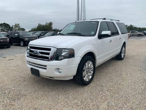 2011 Ford Expedition EL for sale at Bayou Motors Inc in Houma LA