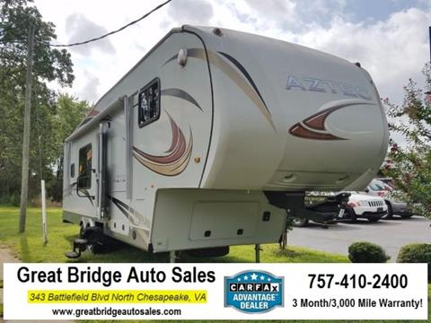 2011 Gulf Stream aztec for sale in Chesapeake, VA