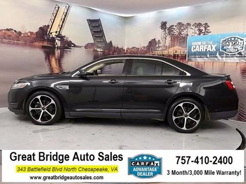 2014 Ford Taurus for sale in Chesapeake, VA