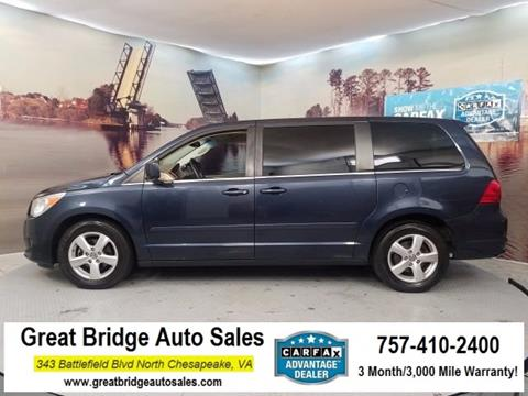 2009 Volkswagen Routan for sale in Chesapeake, VA