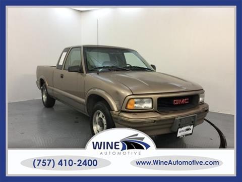 1997 GMC Sonoma for sale in Chesapeake, VA