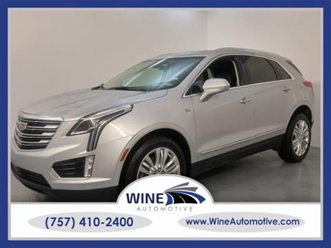 2019 Cadillac XT5 for sale in Chesapeake, VA