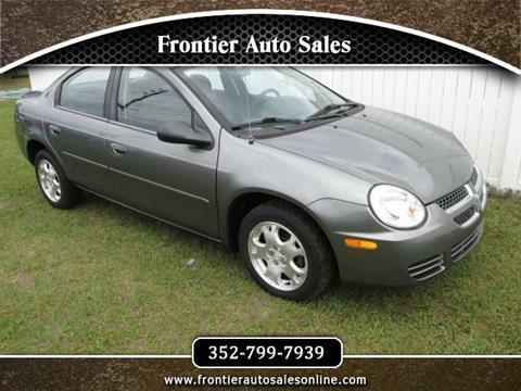 2005 Dodge Neon for sale in Brooksville, FL