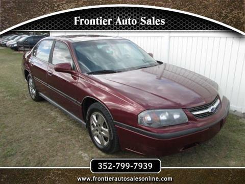 2000 Chevrolet Impala for sale in Brooksville, FL