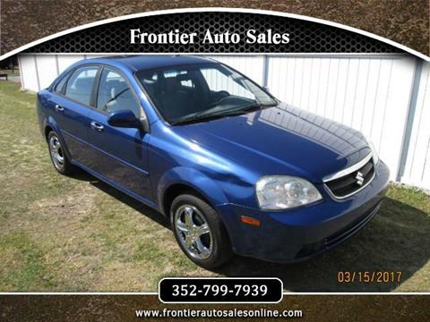 2008 Suzuki Forenza for sale in Brooksville, FL