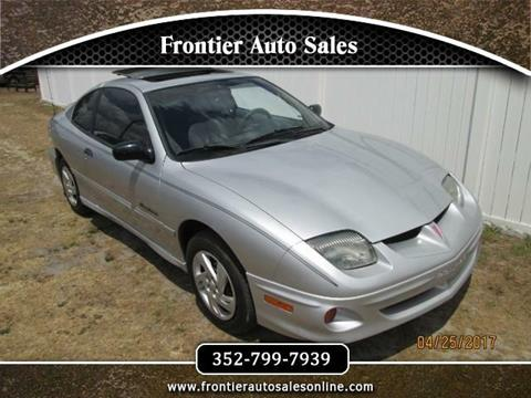 2000 Pontiac Sunfire for sale in Brooksville, FL