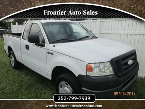 2006 Ford F-150 for sale in Brooksville, FL