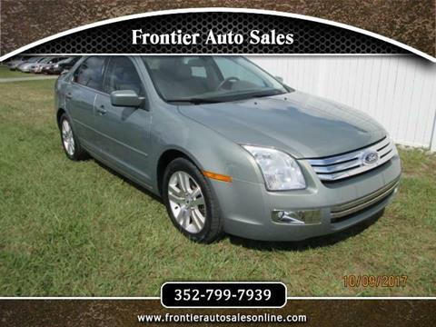 2008 Ford Fusion for sale in Brooksville, FL