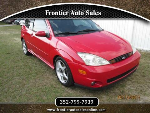 Ford Focus Svt For Sale In Illinois Carsforsale Com