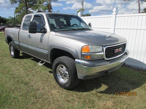 2000 GMC Sierra 2500 for sale in Brooksville, FL