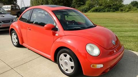 2001 Volkswagen New Beetle for sale in Anderson, IN