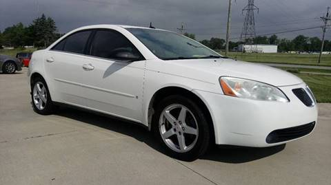 2008 Pontiac G6 for sale in Anderson, IN