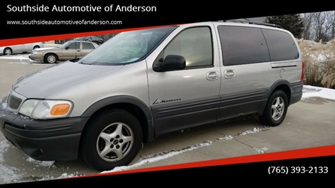 2004 Pontiac Montana for sale in Anderson, IN