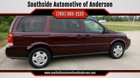 2008 Chevrolet Uplander for sale in Anderson, IN