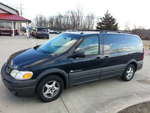 2003 Pontiac Montana for sale in Anderson, IN