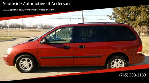 2004 Ford Freestar for sale in Anderson, IN