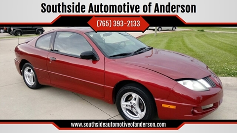 2005 Pontiac Sunfire for sale in Anderson, IN