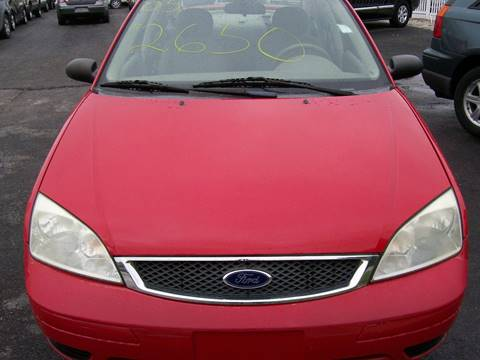 2005 Ford Focus for sale at Integrity Auto Sales in Brownsburg IN