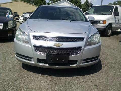 2010 Chevrolet Malibu for sale at Integrity Auto Sales in Brownsburg IN