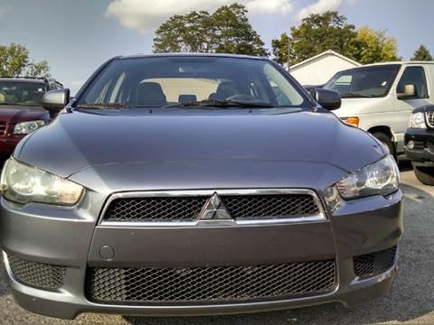 2010 Mitsubishi Lancer for sale in Brownsburg, IN