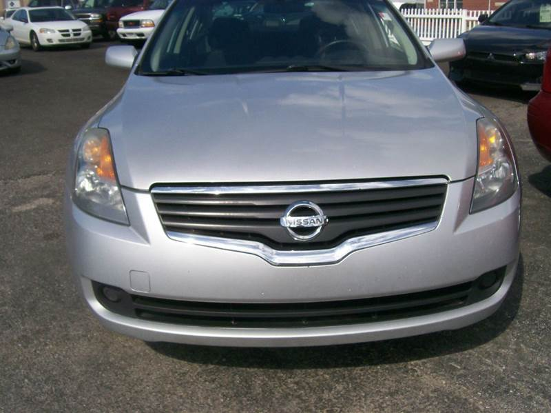 2007 Nissan Altima for sale at Integrity Auto Sales in Brownsburg IN