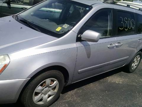 2006 Kia Sedona for sale at Integrity Auto Sales in Brownsburg IN