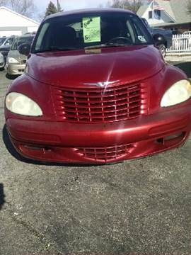 2005 Chrysler PT Cruiser for sale at Integrity Auto Sales in Brownsburg IN