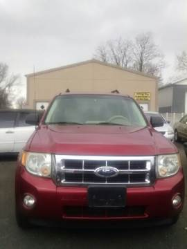 2008 Ford Escape for sale at Integrity Auto Sales in Brownsburg IN