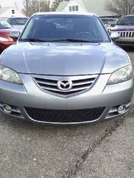 2006 Mazda MAZDA3 for sale at Integrity Auto Sales in Brownsburg IN