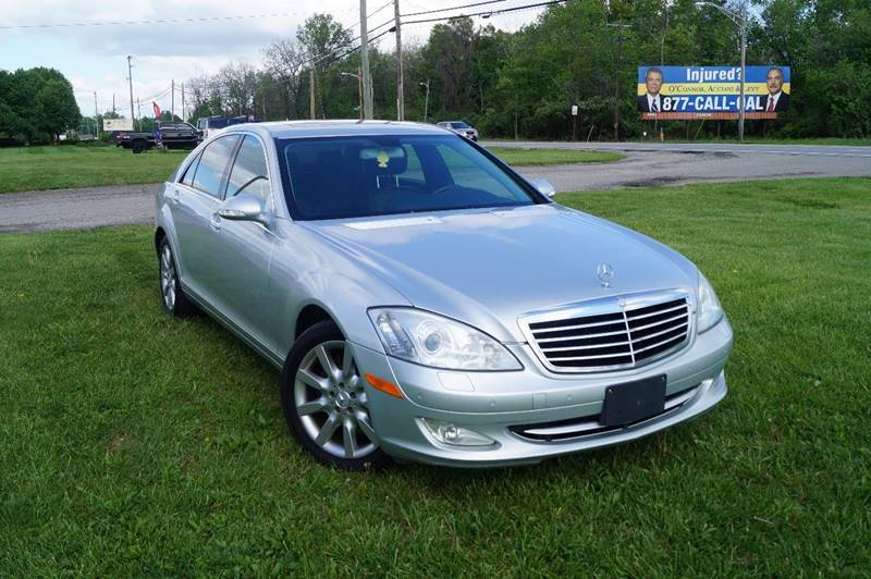2007 Mercedes-Benz S-Class for sale at Royal Auto Inc. in Columbus OH