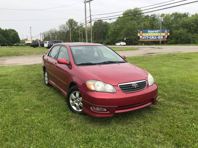 2006 Toyota Corolla for sale at Royal Auto Inc. in Columbus OH