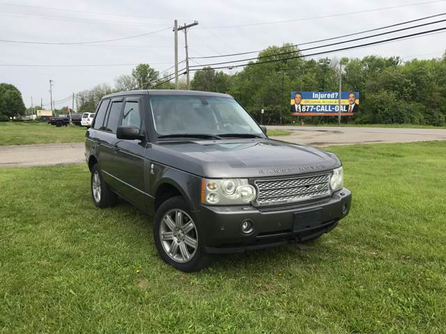 2006 Land Rover Range Rover for sale at Royal Auto Inc. in Columbus OH