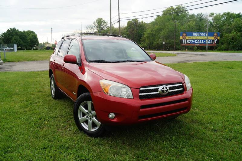 2007 Toyota RAV4 for sale at Royal Auto Inc. in Columbus OH